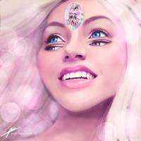 Rainbow Quartz ~ Steven Universe by JenelleArt