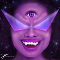 Sugilite ~ Steven Universe by JenelleArt