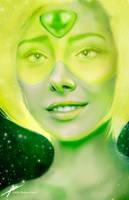 Peridot ~ Steven Universe by JenelleArt