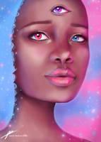 Garnet (the answer) ~ Steven Universe by JenelleArt