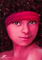 Ruby ~Steven Universe by JenelleArt