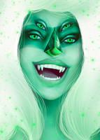 Malachite ~Steven Universe by JenelleArt
