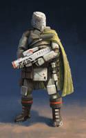 Honor Guard by Legato895