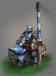 Knight Rider by Legato895