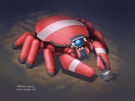 Sketchwars - Submarine by Legato895