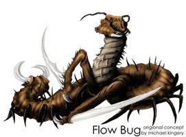 Flow Bug aka 'brain eater' by Legato895