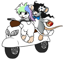 Let's take a ride by SheriBonBon