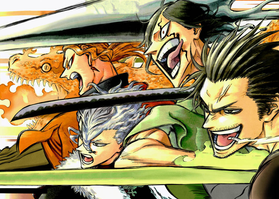 Chapter 180 - Yami and others by Claudia-Cher