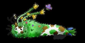 MYO Kitterpillar Contest Entry #3 - Spring by Sound-of-Heaven