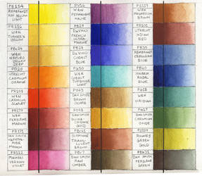 Palette Swatches by GH-MoNGo