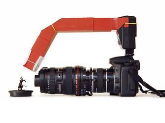 macro flash tube prototype by graemo