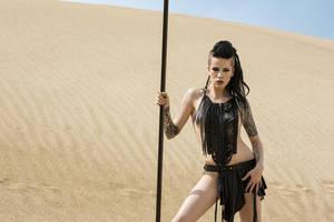 desert amazon II by graemo