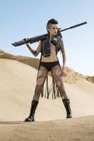 desert amazon IIV by graemo