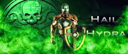 Hail Hydra Cap by DesmondKing