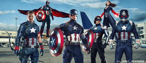 Team Cap by DesmondKing