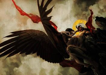 Prometheus's Martyrdom by MischievousMartian