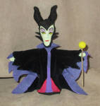 Chibi Maleficent Doll by Sner2000