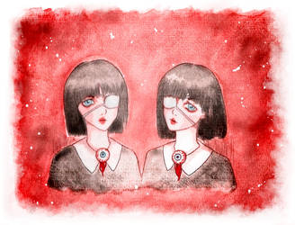 Twins by Voodoo--Dolly