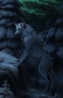 Cold Night by Aurru