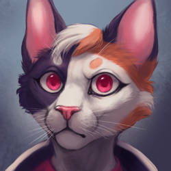 Moro Icon by Aurru