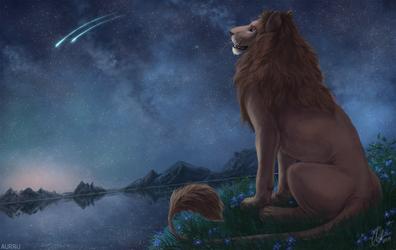 Wondrous Night by Aurru