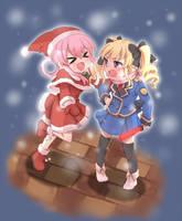 Kokoro-chan, Merry Christmas by Aki-H3