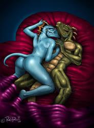 True Love by ReptileCynrik