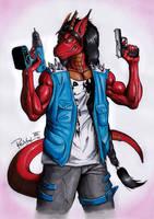Pirc: Weapon of Choice by ReptileCynrik