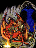 Love the enemy by ReptileCynrik