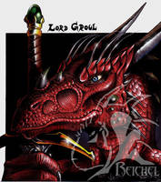 Lord Groul by ReptileCynrik