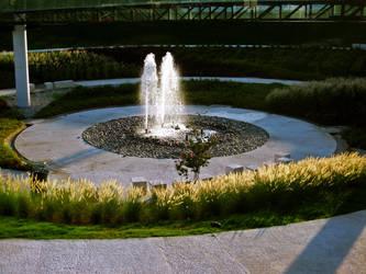 Women's Fountain by PavelVolkov