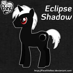 MLP:FiM - Eclipse OC by PavelVolkov