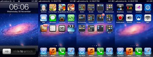 iPhone 4: 30-11-11 by Jamush