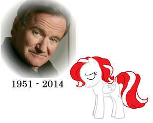 Robin Williams is Gone... by tetrisman64