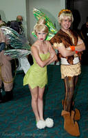 Terence Tinkerbell Comic-Con by Chingrish