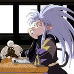 Ryoko by darthpinhead47