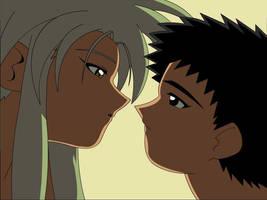 Tenchi and Ryoko 2 by darthpinhead47
