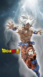 Goku Mastered Ultra Instinct by adb3388