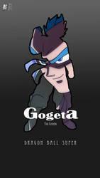 Gogeta The Fusion by AdeBa3388