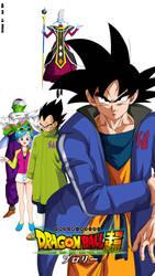 Team Goku by AdeBa3388