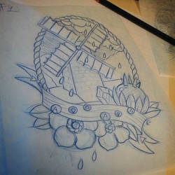 Sketch Lottery #1 Zelda by CleverAvian
