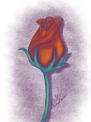 Rose by SilverTetsusaiga