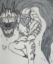 Kindred - The Eternal Hunters by TheDaucta