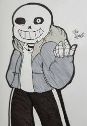 You feel like you're about to have a Bad Time... by TheDaucta