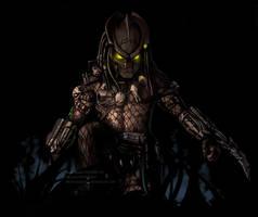 Predator by VictoriaDAEDRA