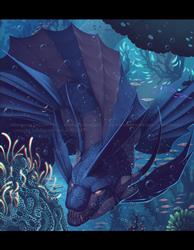 Sentinel Krait by VictoriaDAEDRA