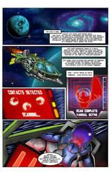 Page 1 - Hunter WebComic by dczanik