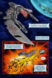 Page2 Hunter Web-Comic by dczanik