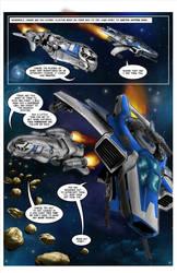 Page5 - Hunter Web Comic by dczanik