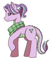 MLP OC Profile: Moonstone by SilverHyena